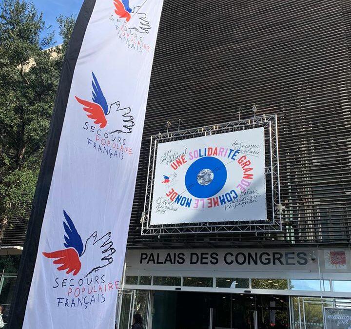 Kongres organizacije Secours populaire Française